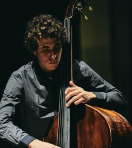 Concert Basstet Paris, Lorraine Campet, Classica Portrait France, Black Spring Graphics Studio