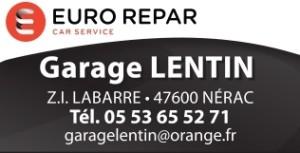 Garage Lentin